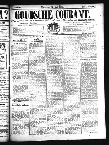 Goudsche Courant 1914-05-30