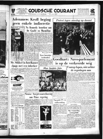 Goudsche Courant 1961-11-17