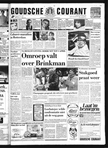 Goudsche Courant 1987-02-20