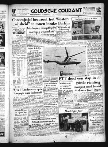 Goudsche Courant 1961-07-10