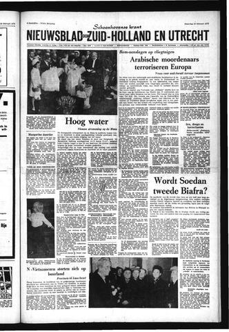 Schoonhovensche Courant 1970-02-23