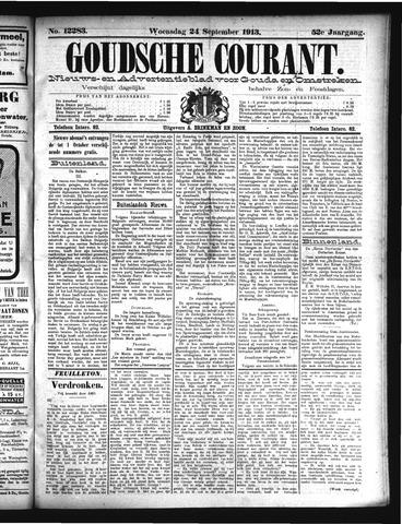 Goudsche Courant 1913-09-24
