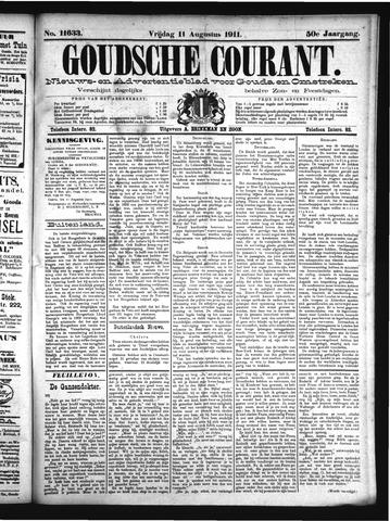 Goudsche Courant 1911-08-11