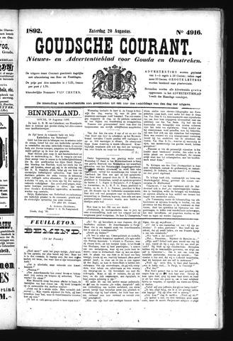 Goudsche Courant 1892-08-20