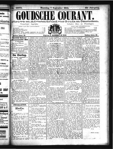 Goudsche Courant 1914-09-07