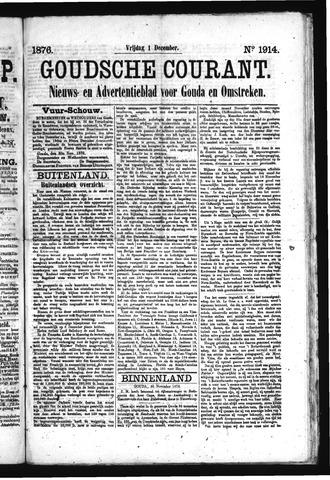 Goudsche Courant 1876-12-01