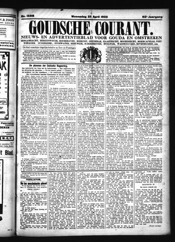 Goudsche Courant 1923-04-25