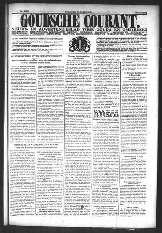 Goudsche Courant 1940-01-11