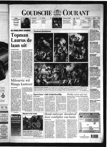 Goudsche Courant 2001-08-31