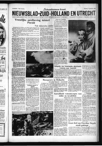 Schoonhovensche Courant 1962-09-03