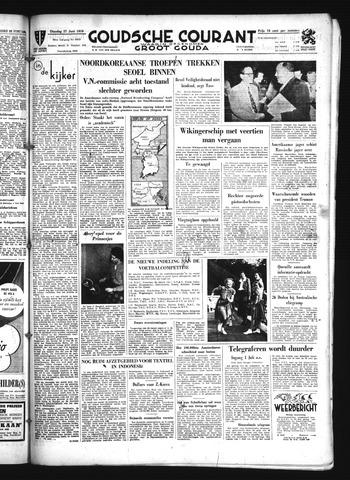 Goudsche Courant 1950-06-27