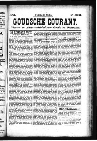 Goudsche Courant 1885-10-21