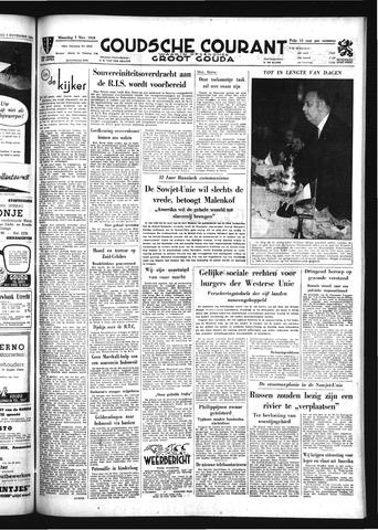 Goudsche Courant 1949-11-07