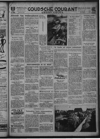 Goudsche Courant 1947-10-27