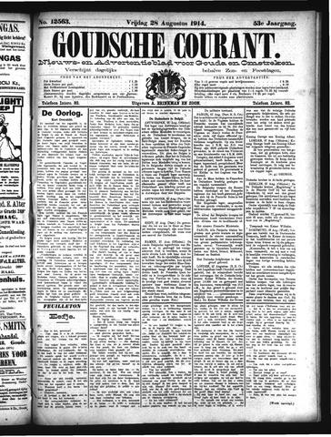 Goudsche Courant 1914-08-28