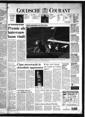 Goudsche Courant 2001-08-15