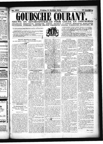 Goudsche Courant 1932-10-14