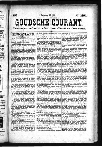 Goudsche Courant 1886-05-19