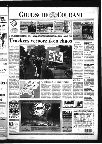 Goudsche Courant 2000-09-15