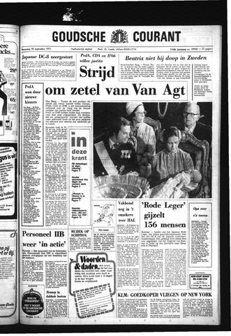 Goudsche Courant 1977-09-28
