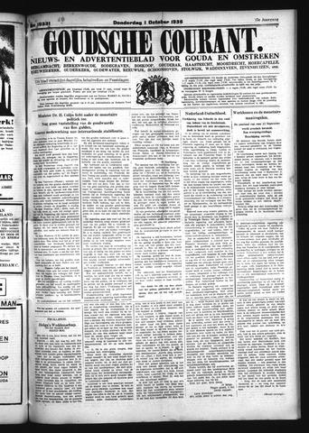 Goudsche Courant 1936-10-01