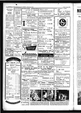 Schoonhovensche Courant 1959-01-03