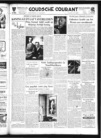 Goudsche Courant 1950-10-30