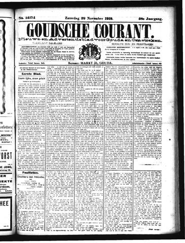 Goudsche Courant 1919-11-29