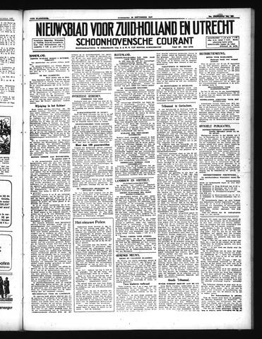 Schoonhovensche Courant 1947-09-10