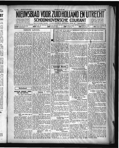 Schoonhovensche Courant 1936-05-29