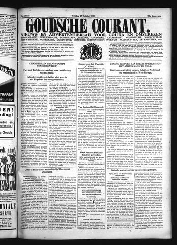 Goudsche Courant 1939-10-27