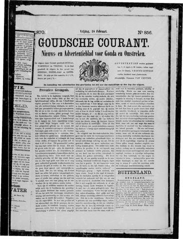 Goudsche Courant 1870-02-18