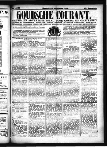 Goudsche Courant 1926-11-15
