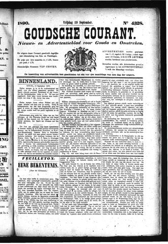 Goudsche Courant 1890-09-19