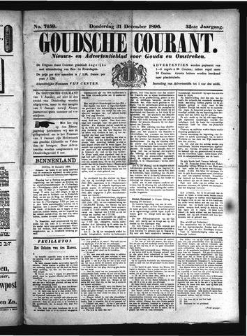 Goudsche Courant 1896-12-31