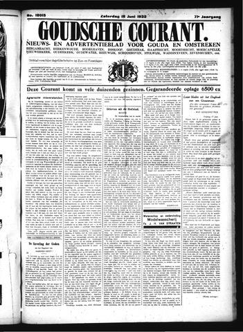 Goudsche Courant 1932-06-18