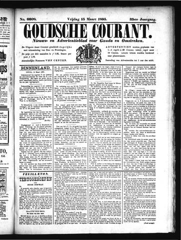 Goudsche Courant 1895-03-15