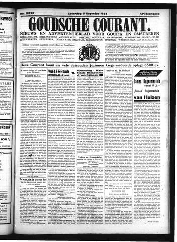 Goudsche Courant 1934-08-11