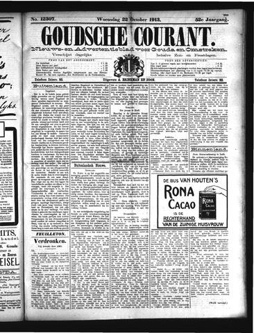 Goudsche Courant 1913-10-22