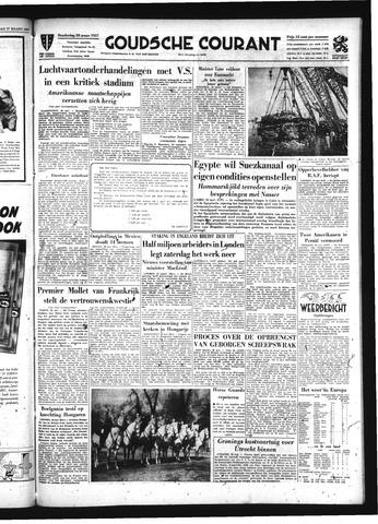 Goudsche Courant 1957-03-28