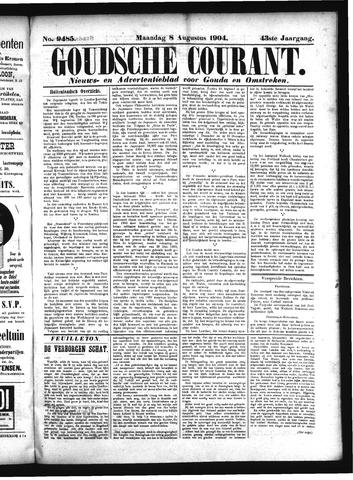 Goudsche Courant 1904-08-08