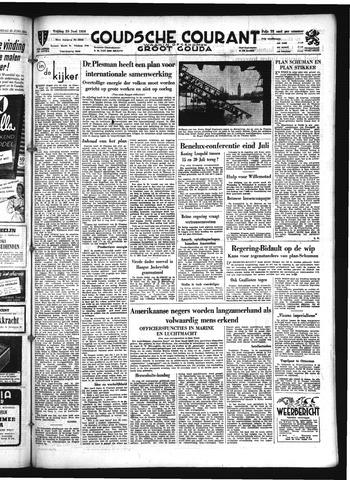Goudsche Courant 1950-06-23