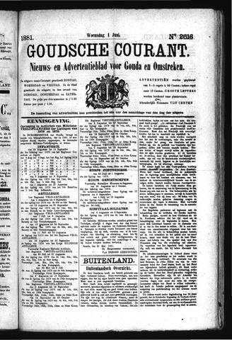 Goudsche Courant 1881-06-01