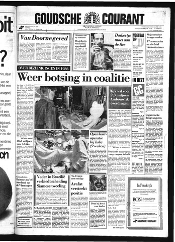 Goudsche Courant 1984-11-28