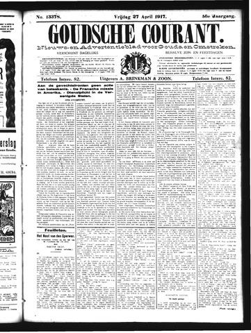 Goudsche Courant 1917-04-27