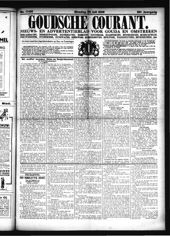 Goudsche Courant 1929-07-23