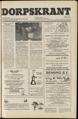 Dorpskrant 1979-12-14