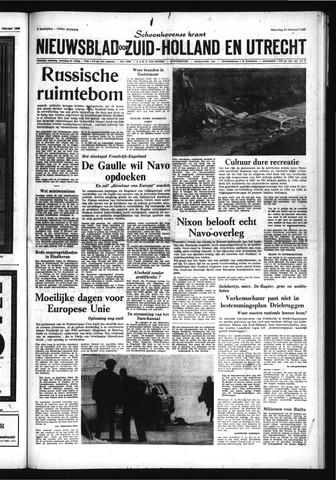 Schoonhovensche Courant 1969-02-24