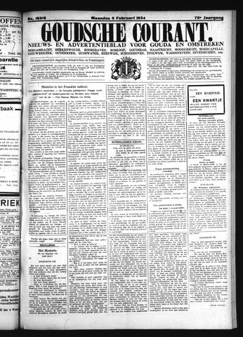 Goudsche Courant 1934-02-05