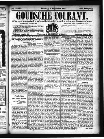 Goudsche Courant 1917-09-04